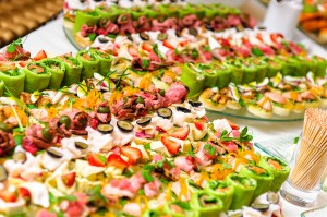Wedding Day Catering