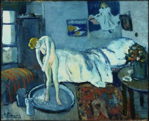 The Blue Room Pablo Picasso 1901